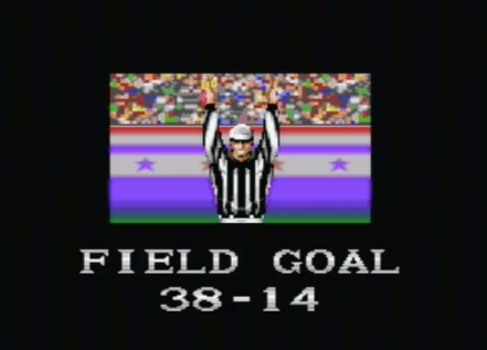 The Final Score, According To Tecmo